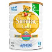 Смесь молочная Similac-2 голд с 6 до 12 месяцев 800г