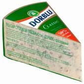 Сыр дор блю 100г 50% с голубой плесенью