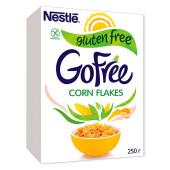 Готовый завтрак Gofree 250г хлопья кукурузные без глютена nestle