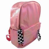 Рюкзак розовый Европа 40*27*14см