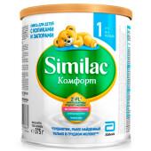 Смесь молочная Similac-1 комфорт голд с 0 до 6 месяцев 375г