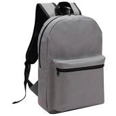 Рюкзак атмикс 42*10*29,5см серый