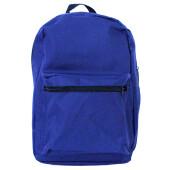 Рюкзак атмикс 42*10*29,5см синий