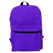 Рюкзак атмикс 42*10*29,5см фиолетовый
