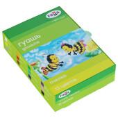 Гуашь 12цв гамма пчелка 20мл 12878