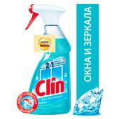 Средство для мытья окон и стекол Кристалл (500мл)