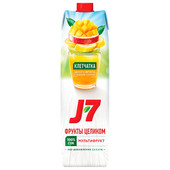 Сок J7 0,97л мультифруктовый тетра-пак