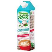Напиток Green Milk Professional 1л кокосовый на соевой основе