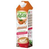 Напиток Green Milk Professional 1л миндальный на рисовой основе