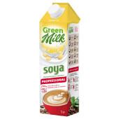 Напиток Green Milk Soya Professional 1л обогащенный кальцием и витаминами