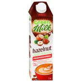 Напиток Green Milk Professional 1л растительный фундук на рисовой основе