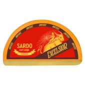 Сыр sardo 45% выдержанный excelsior