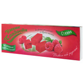 Конфеты Умные сладости со вкусом малины со стевией б/с 90г желейные