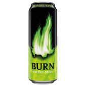 Энергетический напиток Burn яблоко-киви 0,449л ж/б