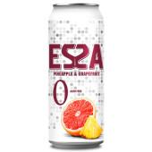 Пивной напиток Essa б/алк 0,45л ананас грейпфрут ж/б