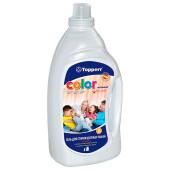 Гель для стирки Topperr 2л для цветных тканей концентрат