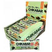 Батончик протеиновый Chikabar 60г арахис соленая карамель