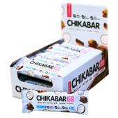 Батончик протеиновый Chikabar 60г кокос