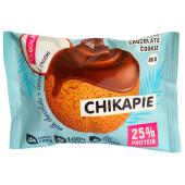 Печенье протеиновое Chikalab 60г глазированное кокос
