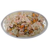 Салат ассорти из морепродуктов в масле Собственное производство