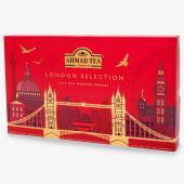 Чай ахмад 40пак набор лондон селекшн