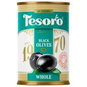 Маслины Тесоро 300гр с/к ж/б