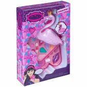 Набор детской косметики Bondibon ева мода косметичка-фламинго вв4756