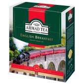 Чай Ахмад 100пак*2г английский завтрак с/я №600