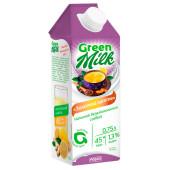 Напиток Green milk 0,75л соевый золотой латте