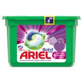 Капсулы для стирки Ariel 18шт всё в1 колор экстра защита ткани