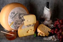 Сыр маасдам 45% old shepherd армения