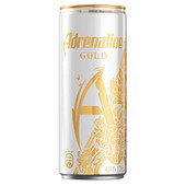 Газ. Напиток адреналин голд вайт 0,33л ж/б