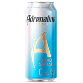 Газ. Напиток адреналин раш 0,449л без сахара ж/б