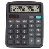 Калькулятор Centrum 135x107x35мм 12и-разрядный батарейка-таблетка+солнечная батарейка 80401