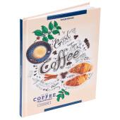 Ежедневник Profit а5 80л натуральный кофе недатированный 80-1322