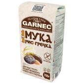 Мука гарнец 700г рис+гречка (без глютена)