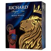 Чай Richard Earl Grey 100пак*2г королевская кения черный