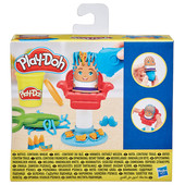 Набор игровой для лепки Hasbro Play-Doh забавные прически мини e4902