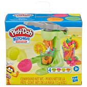 Набор игровой для лепки Hasbro Play-Doh маленький шеф-повар сок e6686