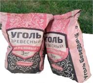 Уголь древесный 3 кг березовый новгород