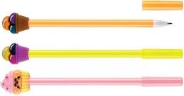 Ручка шариковая европа классный выбор мороженое синие чернила 0.7мм 89524екв
