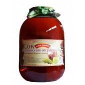 Сок соки крыма 3 л яблочно-виноградный