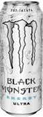 Энергетический напиток блэк монстр ультра 0,449 л без сахара ж/б