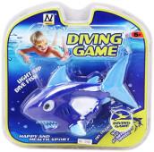 Игрушка для ванны акула со световым эффектом с движением hwa1262635