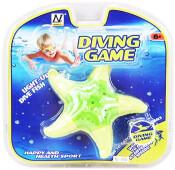 Игрушка для ванны морская звезда со световым эффектом с движением hwa1262637